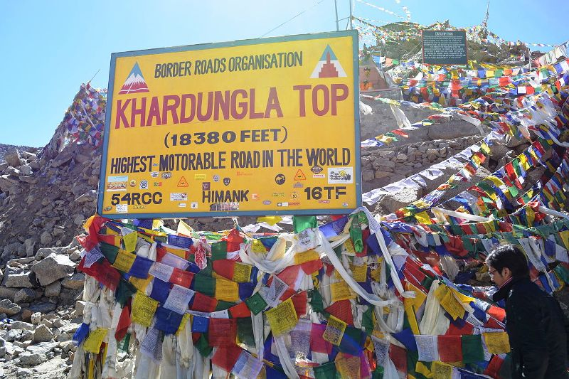 Highest Motorable Road On Earth