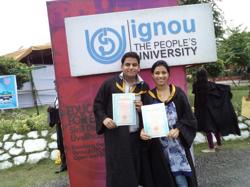IGNOU (the Largest University in the World)