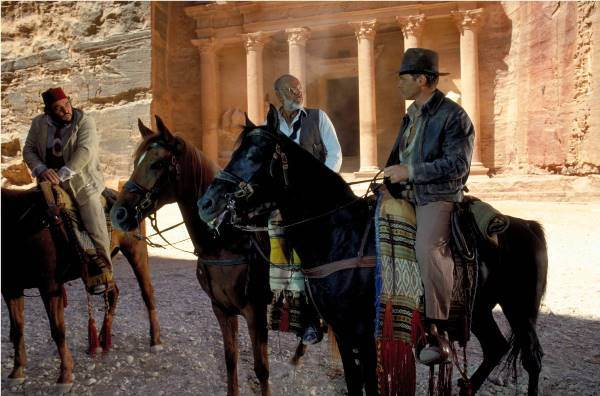 Indiana Jones and the Last Crusade Petra