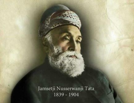 Jamsedhji Nusserwanji Tata