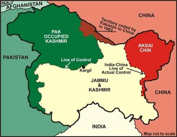 Kashmir Parts