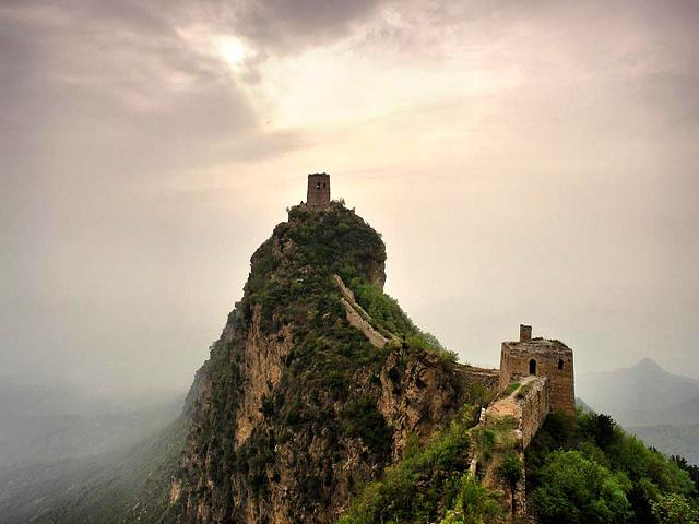 lookout-towers-great-wall-of-china