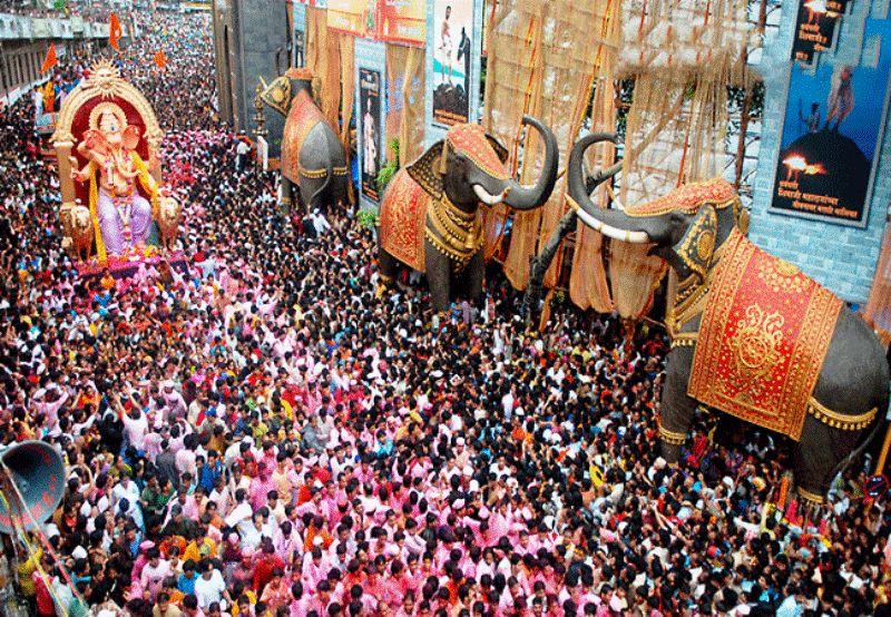 Mumbai Ganeshsa Festival
