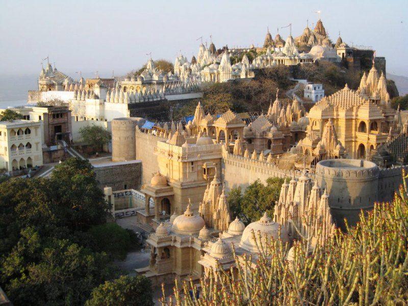 Palitana Jain Temples Gujarat