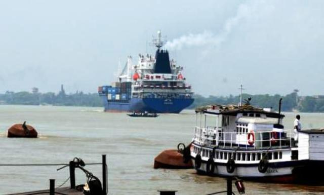 port-of-kolkata
