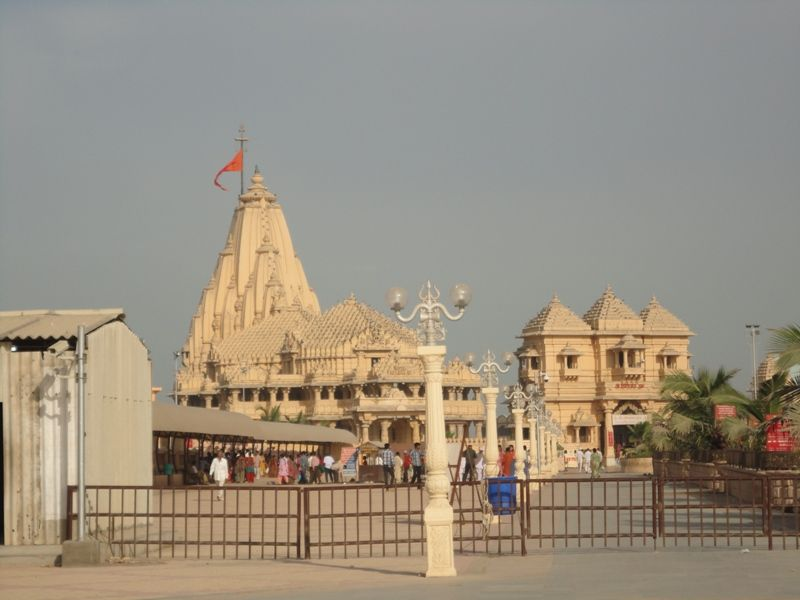 Somnath Mahadev Temple Gujarat