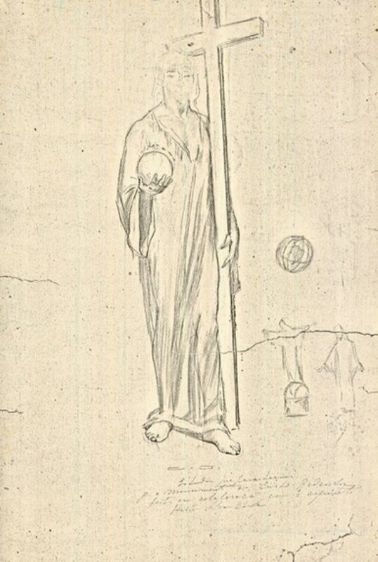 The Initial Design of Christ the Redeemer