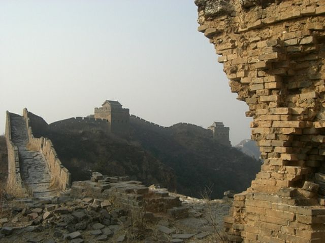 wall-of-china-erosion
