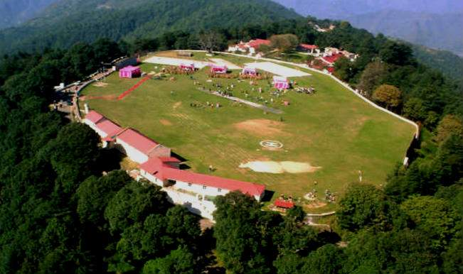 Chail Cricket Ground, Chail, Himachal Pradesh