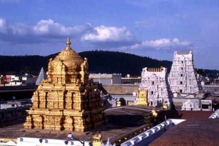 Thirupati Temple