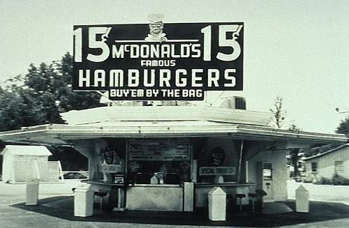 1st mcdonald