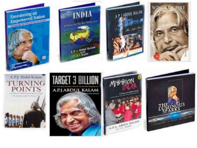 A. P. J. Abdul Kalam books
