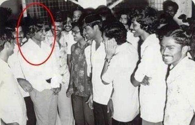 A. P. J. Abdul Kalam student life