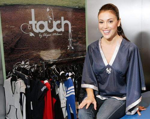 Alyssa Milano Touch collection