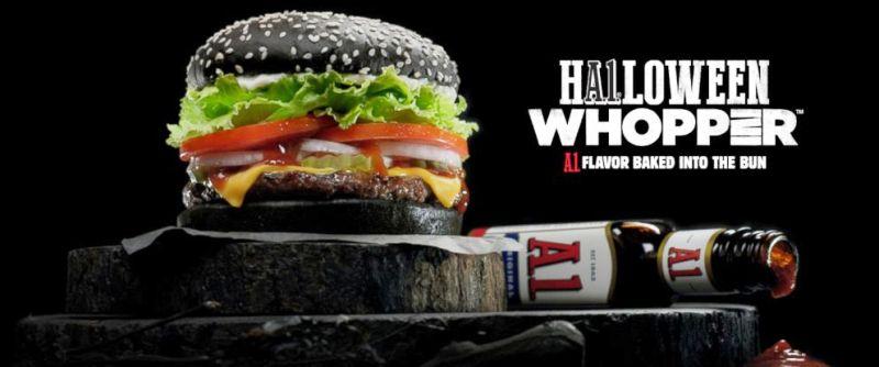 Black Burger King