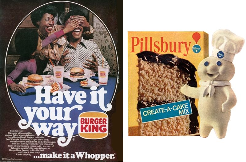 Burger King And Pillsbury