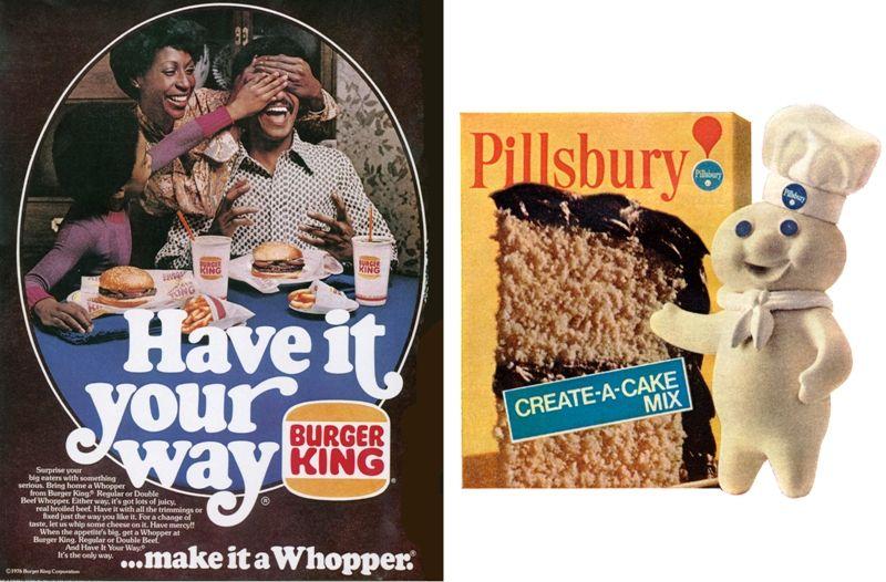 Burger King And Pillsbury
