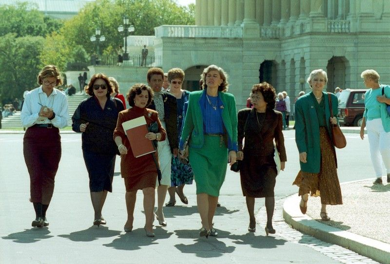 California Women Senate Delegation