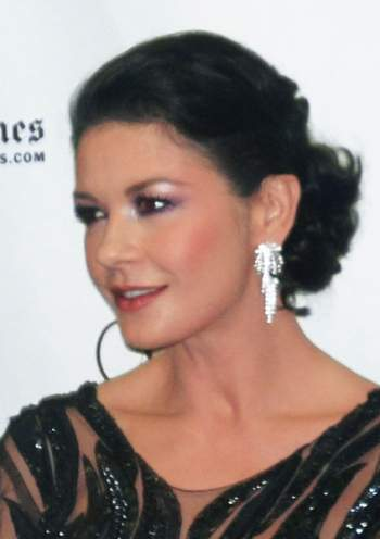 Catherine Zeta Jones in 2010