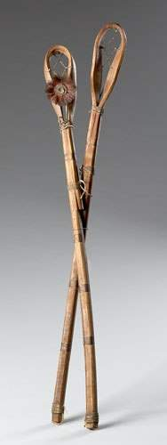 Choctaw Stickball Sticks