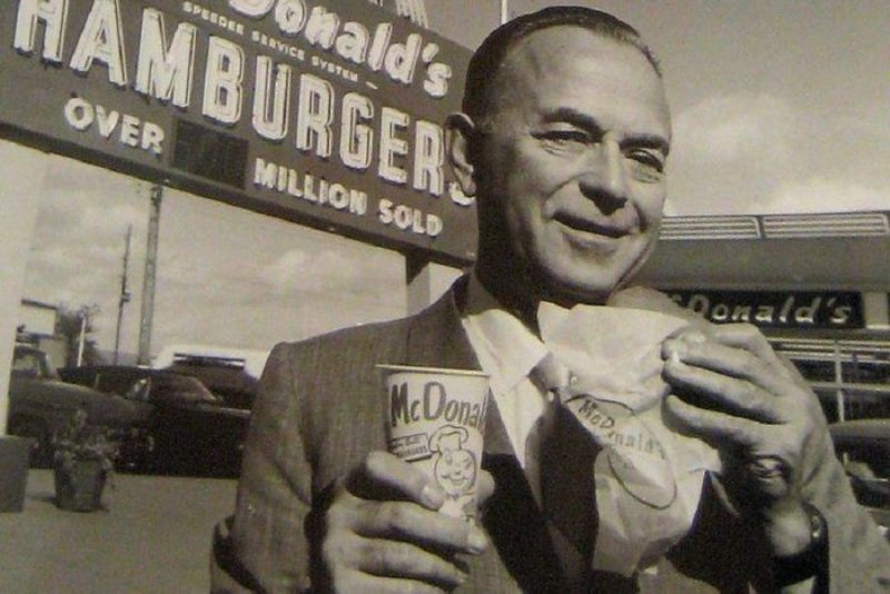 DQ And Ray Kroc