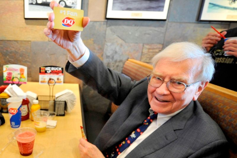 Dairy Queen And Warren Buffet