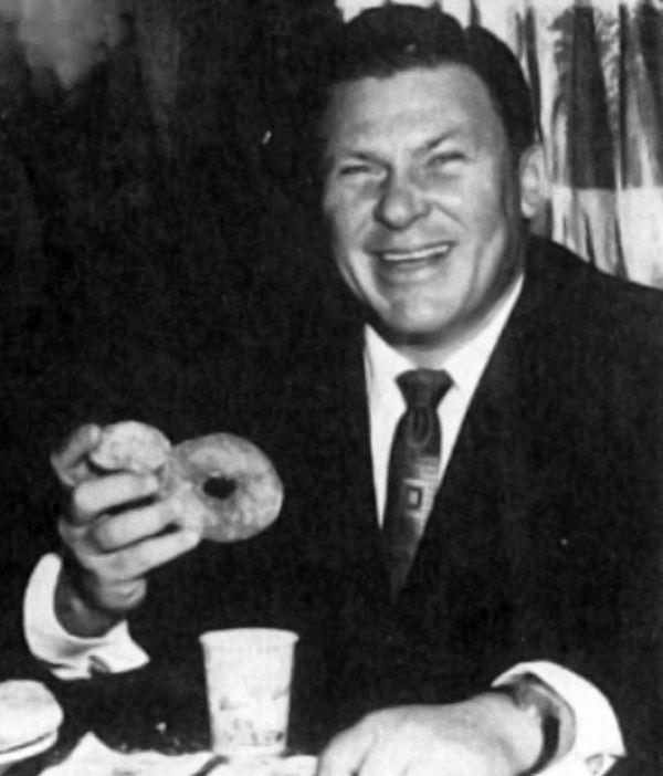 Dunkin' Donuts Founder William Rosenberg