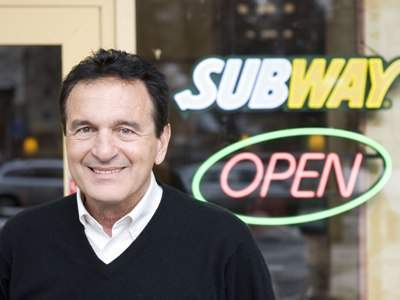 Fred-DeLuca founder subway
