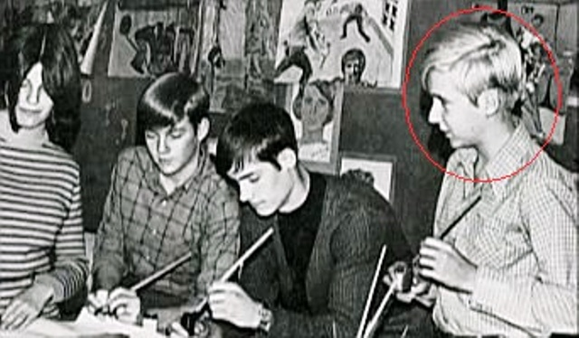 James Cameron Childhood fascination