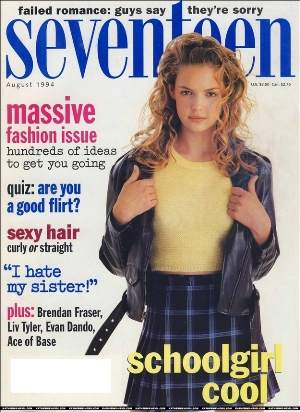 Katherine Heigl cover girl