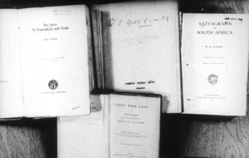 Mahatma Gandhi Books