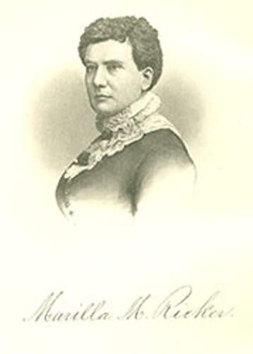 Marilla Ricker