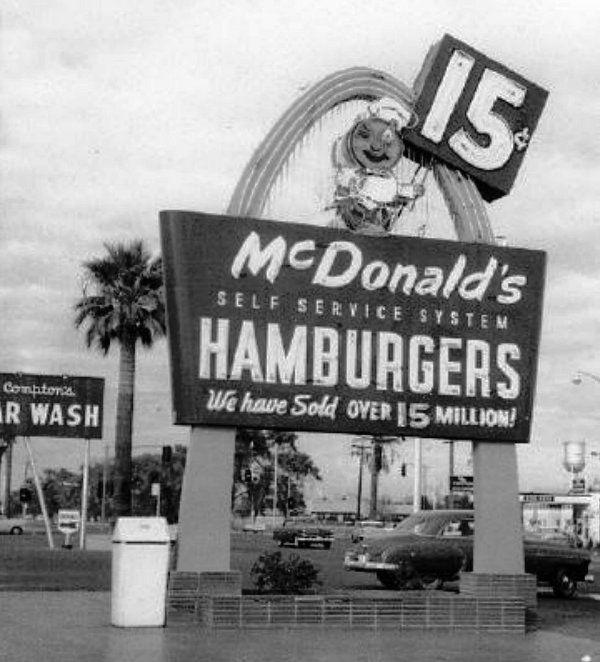 McDonald Self Service System