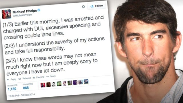 Michael Phelps controversies