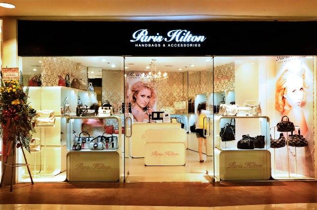 Paris Hilton Stores