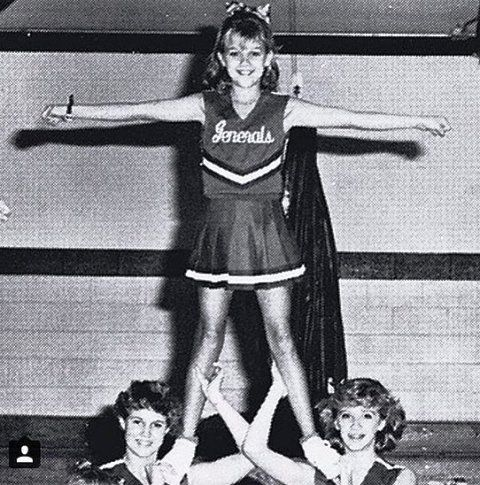 Reese Witherspoon cheerleader
