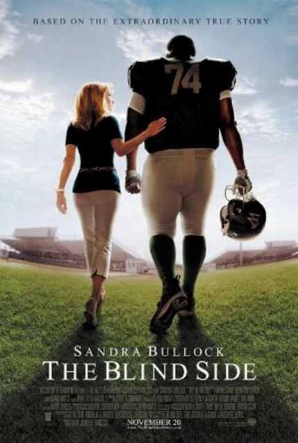 Sandra Bullock in The Blind Side