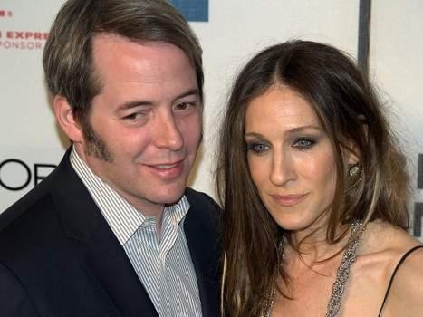 Sarah and Matthew