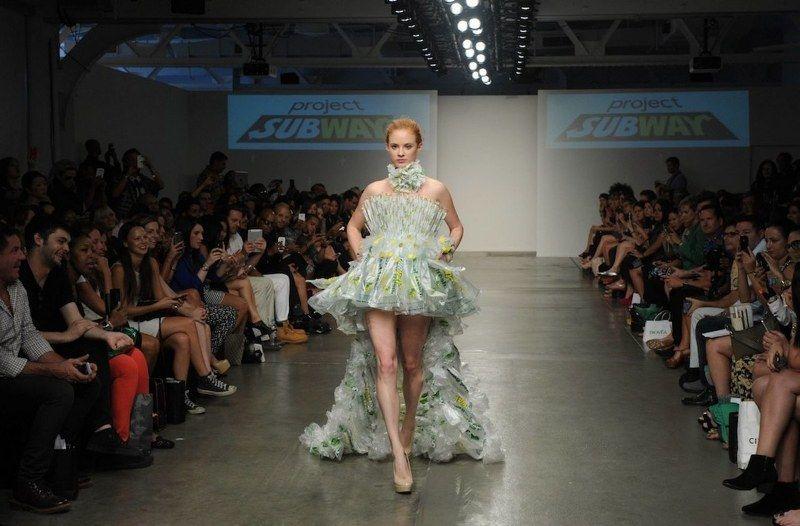 Subway Fashion Show