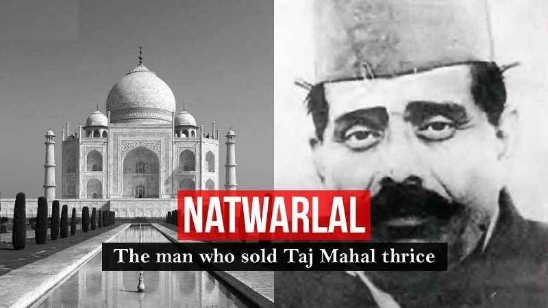 The Man Who Sold Taj Mahal