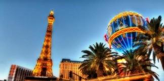 The Paris hotel LA