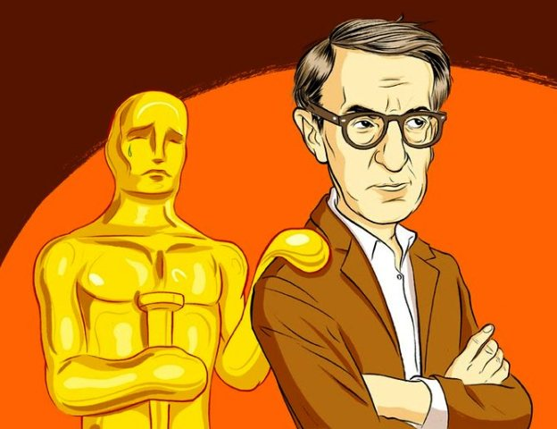Woody Allen Academy Awards
