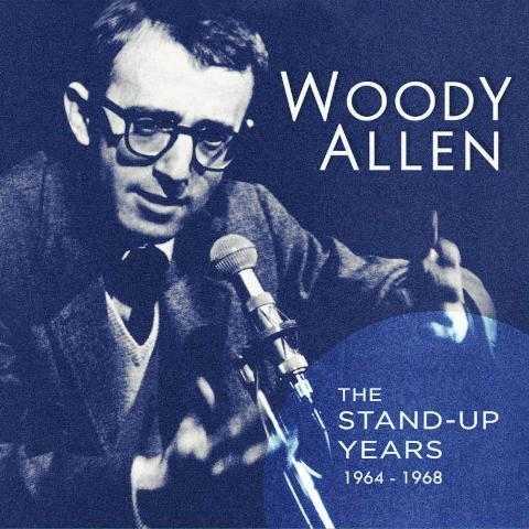 Woody Allen standup comedian