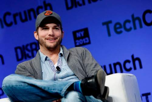 Ashton Kutcher A Tech Investor