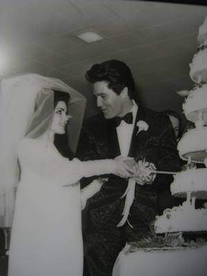 elvis nd priscilla