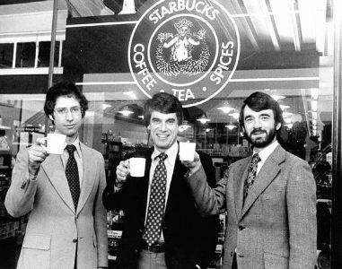 starbucks founder's