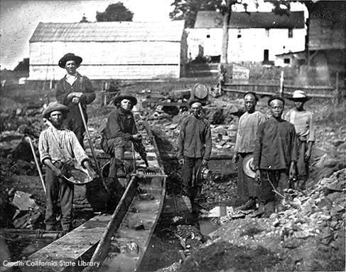 goldrush miners
