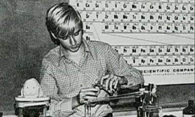 james cameron at school