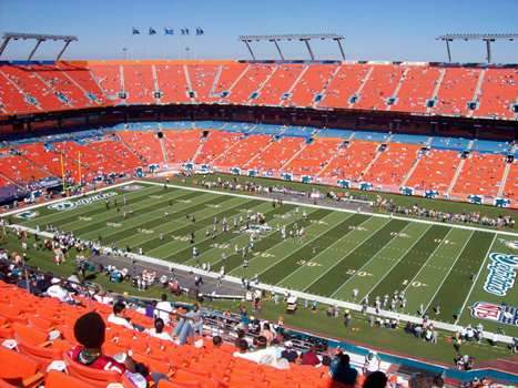 miami dade county, florida sunlife stadium