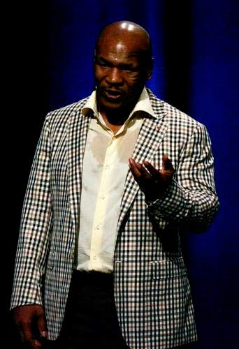 mike tyson live